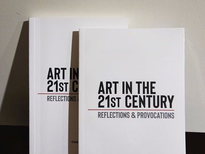 Publication: Art in the 21st century  Reflections & Provocations